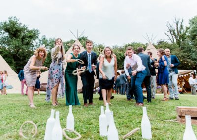 Hampshire Tipi Wedding Planner