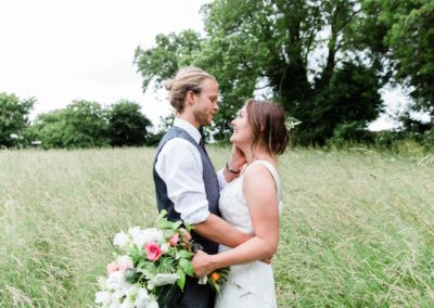 Hampshire tipi wedding planner - look of love