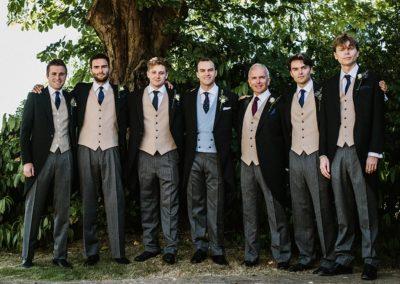 groomsmen-marquee-wedding-Sherbourne-Wild-Wedding-Company-planner