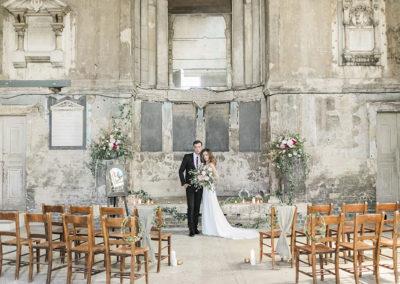 Asylum wedding Ceremony, London