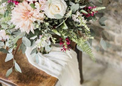 Wedding Bouquet at Asylum, London